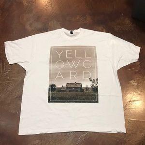 Other - YellowCard Band Tee Shirt size XXL